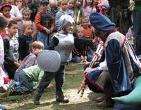 Mittelalter Markt