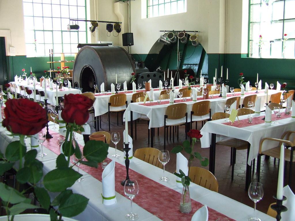 Gastronomie zeche hannover dekoration - Gastronomie dekoration ...