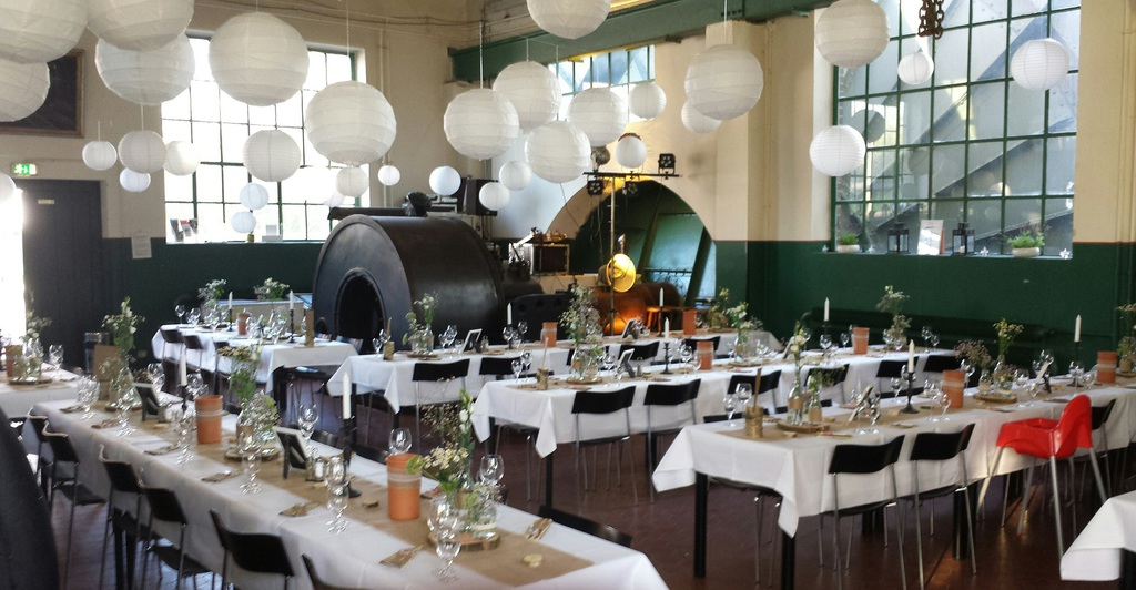. Gastronomie Zeche Hannover   Veranstaltungen